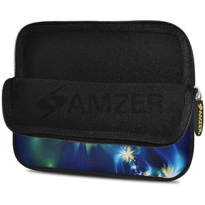 AMZER 7.75 Inch Neoprene Zipper Sleeve Pouch Tablet Bag - Starlight Galaxy - fommystore