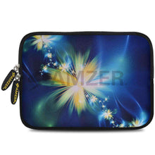 Load image into Gallery viewer, AMZER 7.75 Inch Neoprene Zipper Sleeve Pouch Tablet Bag - Starlight Galaxy - fommystore