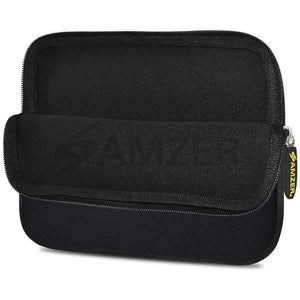 AMZER 7.75 Inch Neoprene Zipper Sleeve Pouch Tablet Bag - i noobs - fommystore