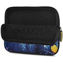 Load image into Gallery viewer, AMZER 7.75 Inch Neoprene Zipper Sleeve Pouch Tablet Bag - Butterfly Dream - fommystore