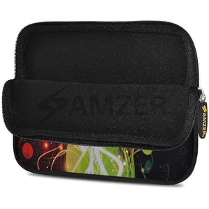 AMZER 10.5 Inch Neoprene Zipper Sleeve Pouch Tablet Bag - Green Light - fommystore