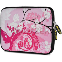 Load image into Gallery viewer, AMZER 7.75 Inch Neoprene Zipper Sleeve Pouch Tablet Bag - Pink Bay - fommystore