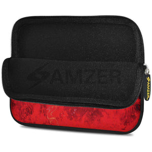 AMZER 10.5 Inch Neoprene Zipper Sleeve Pouch Tablet Bag - Love Red - fommystore