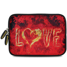 Load image into Gallery viewer, AMZER 10.5 Inch Neoprene Zipper Sleeve Pouch Tablet Bag - Love Red - fommystore