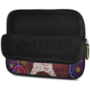 AMZER 10.5 Inch Neoprene Zipper Sleeve Pouch Tablet Bag - Imagine Tower - fommystore