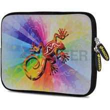 Load image into Gallery viewer, AMZER 7.75 Inch Neoprene Zipper Sleeve Pouch Tablet Bag - Colour Blur - fommystore