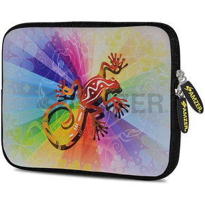 AMZER 7.75 Inch Neoprene Zipper Sleeve Pouch Tablet Bag - Colour Blur - fommystore
