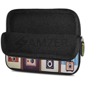 AMZER 10.5 Inch Neoprene Zipper Sleeve Pouch Tablet Bag - Click a Click - fommystore