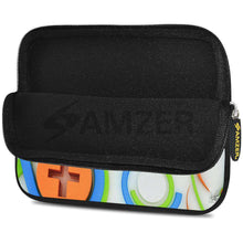 Load image into Gallery viewer, AMZER 7.75 Inch Neoprene Zipper Sleeve Pouch Tablet Bag - Held Together - fommystore