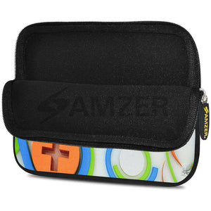 AMZER 10.5 Inch Neoprene Zipper Sleeve Pouch Tablet Bag - Held Together - fommystore