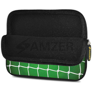 AMZER 10.5 Inch Neoprene Zipper Sleeve Pouch Tablet Bag - Goal - fommystore