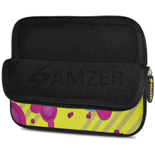 Load image into Gallery viewer, AMZER 7.75 Inch Neoprene Zipper Sleeve Pouch Tablet Bag - Eyes On Trend - fommystore