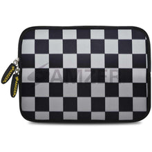 Load image into Gallery viewer, AMZER 7.75 Inch Neoprene Zipper Sleeve Pouch Tablet Bag - Chess Mate - fommystore