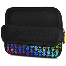 Load image into Gallery viewer, AMZER 7.75 Inch Neoprene Zipper Sleeve Pouch Tablet Bag - Prism - fommystore