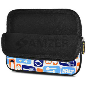 AMZER 10.5 Inch Neoprene Zipper Sleeve Pouch Tablet Bag - Master Chef Tools - fommystore