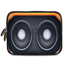 Load image into Gallery viewer, AMZER 7.75 Inch Neoprene Zipper Sleeve Tablet Pouch - Boom Shakalaka Speakers - fommystore