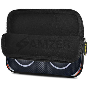 AMZER 10.5 Inch Neoprene Zipper Sleeve Tablet Pouch - Boom Shakalaka Speakers - fommystore
