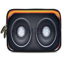 Load image into Gallery viewer, AMZER 10.5 Inch Neoprene Zipper Sleeve Tablet Pouch - Boom Shakalaka Speakers - fommystore