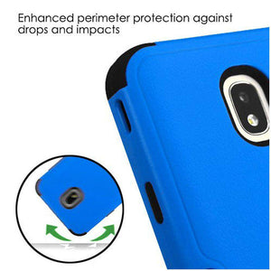 AMZER® TUFFEN Hybrid Phone Protector Cover for Samsung Galaxy J7 2018