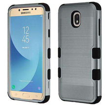 Load image into Gallery viewer, AMZER® TUFFEN Hybrid Phone Protector Cover for Samsung Galaxy J7 2018