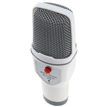 Load image into Gallery viewer, Mobile Phone Karaoke Recording Condenser Microphone, Professional Karaoke Live Chat Capacitor Microphone - fommystore