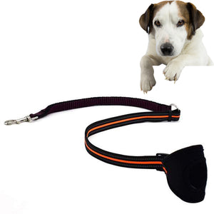 New Style Pet Dogs Nylon Reflective Handheld Rope Adjustable Telescoping Traction Lead Leash, Size:XL, Adjustable Range:2.5x(110-172cm) - fommystore