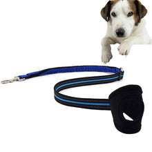 Load image into Gallery viewer, New Style Pet Dogs Nylon Reflective Handheld Rope Adjustable Telescoping Traction Lead Leash, Size:XL, Adjustable Range:2.5x(110-172cm) - fommystore