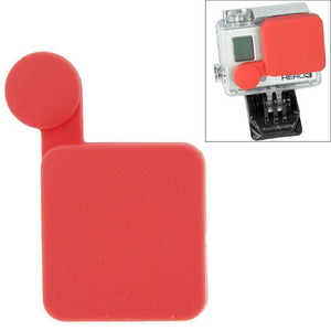 AMZER Silicone Cap for GoProHero 4 / 3+ - Red
