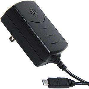 Motorola (OEM) Micro USB Travel Wall Charger