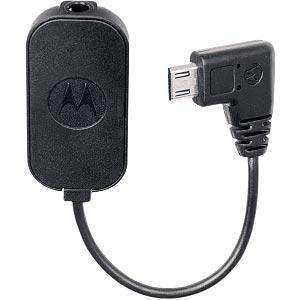 Motorola® (OEM) MicroUSB to 3.5mm Adapter for Motorola Adventure V750 - fommystore