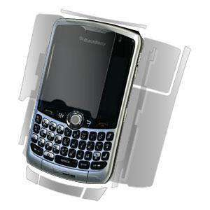 ZAGG™ invisibleSHIELD™ Full Body Protector for BlackBerry 8330 - fommystore