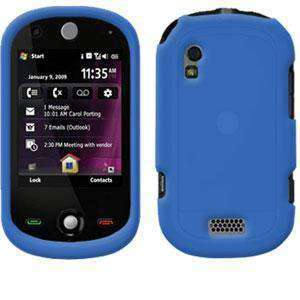 AMZER Silicone Skin Jelly Case for Motorola MOTOSURF A3100 - Blue - fommystore