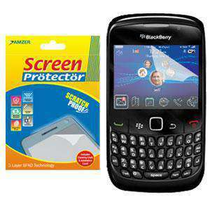 AMZER Kristal Clear Screen Protector for BlackBerry Curve 8520 - fommystore