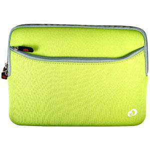 Kroo® 10-Inch Netbook Sleeve Case - Green - fommystore