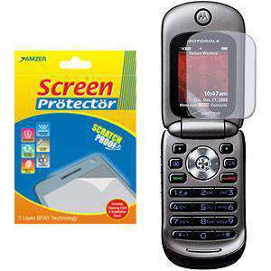 AMZER Kristal Clear Screen Protector for Motorola VU204 - fommystore