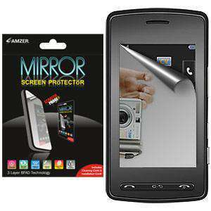 AMZER Kristal Mirror Screen Protector for LG Vu CU920 - fommystore