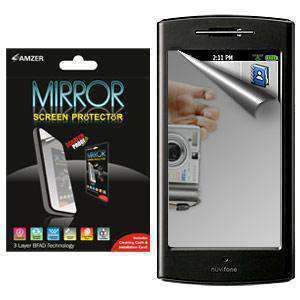 AMZER Kristal Mirror Screen Protector for Garmin Nuvifone G60 - fommystore
