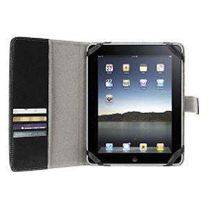 Griffin® Elan Passport Folio Case - Black for Apple iPad - fommystore