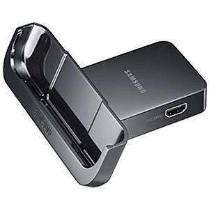 Samsung® (OEM) Multimedia Desk Dock - Black for Samsung GALAXY Tab GT-P1000 - fommystore
