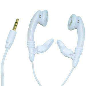 Premium 3.5mm MP3 Stereo Headphone - White - fommystore