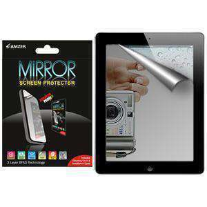 AMZER Kristal Mirror Screen Protector for iPad 2