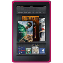 Load image into Gallery viewer, AMZER Shockproof Rugged Silicone Skin Jelly Case for Amazon Kindle Fire - fommystore