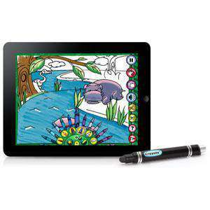 Griffin® Crayola ColorStudio™ HD iMarker for Apple iPad - fommystore