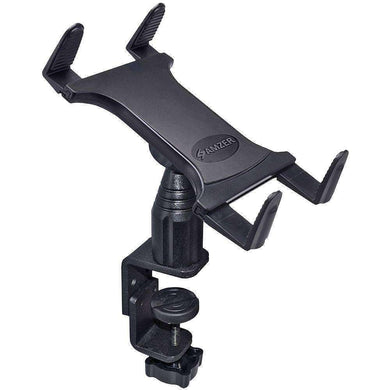 AMZER Universal Heavy Duty 4 Inch iPad Tablet 7 to 12 inch Holder Mount - Black - fommystore