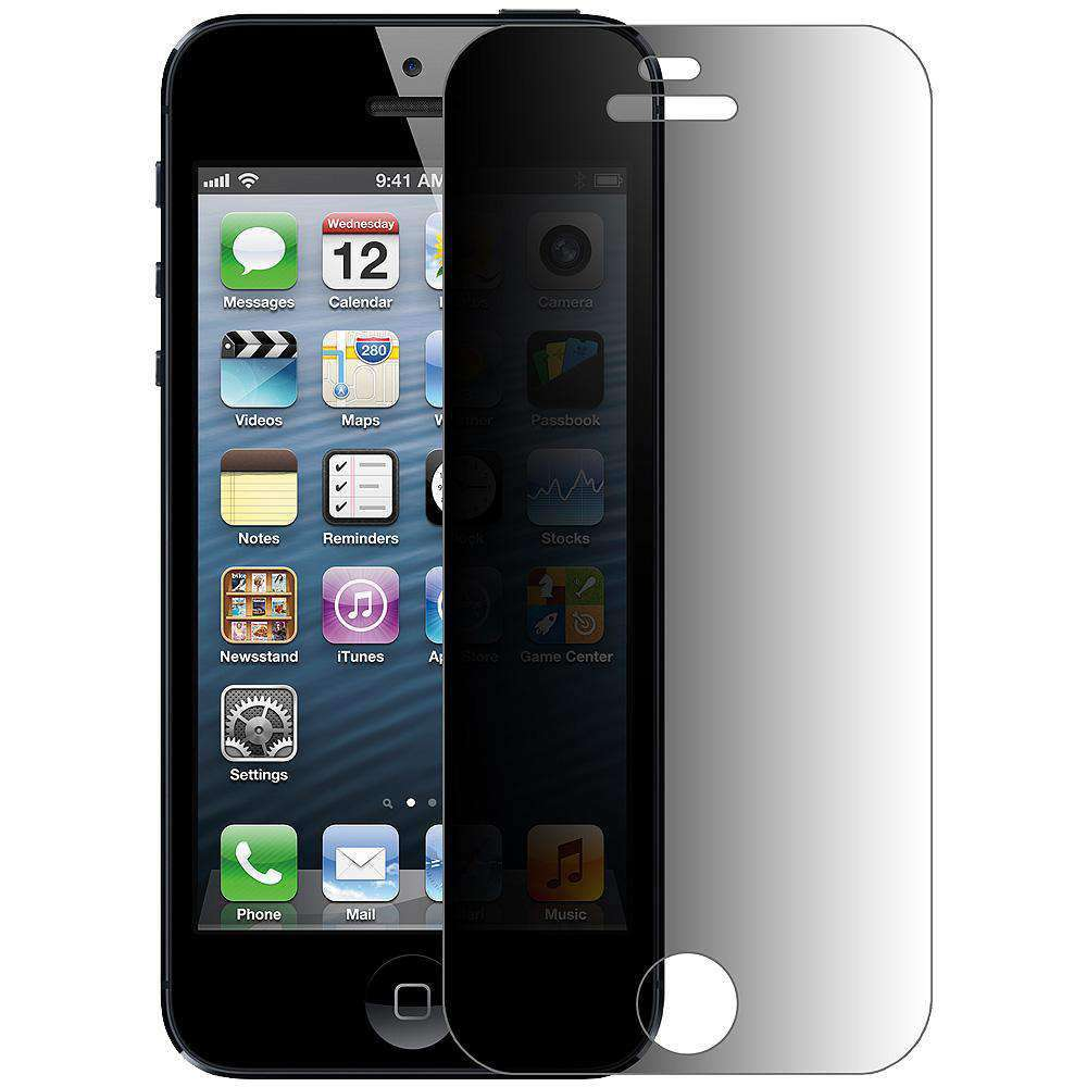 AMZER Kristal 4 Way Privacy Protector Shield for iPhone 5 - fommystore