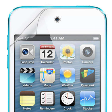 AMZER ShatterProof Screen Protector for iPod Touch 5th Gen - Front Coverage - fommystore