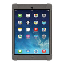 Load image into Gallery viewer, AMZER Shockproof Rugged Silicone Skin Jelly Case for iPad Air - Grey - fommystore