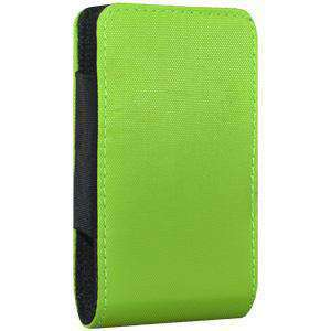 Vertical Pouch with Belt Clip - Green for BlackBerry 8300 - fommystore