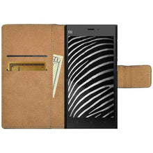 Load image into Gallery viewer, AMZER Flip Leather Case for Xiaomi Mi 3 - Black - fommystore