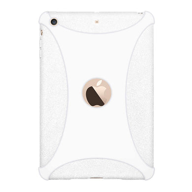 AMZER Silicone Skin Jelly Case for Apple iPad mini 3 - Solid White - fommystore